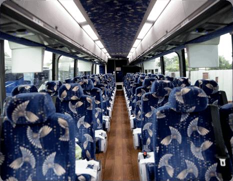 bus aisle